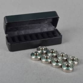 Diamond Rings Titanium Skateboard Bearings