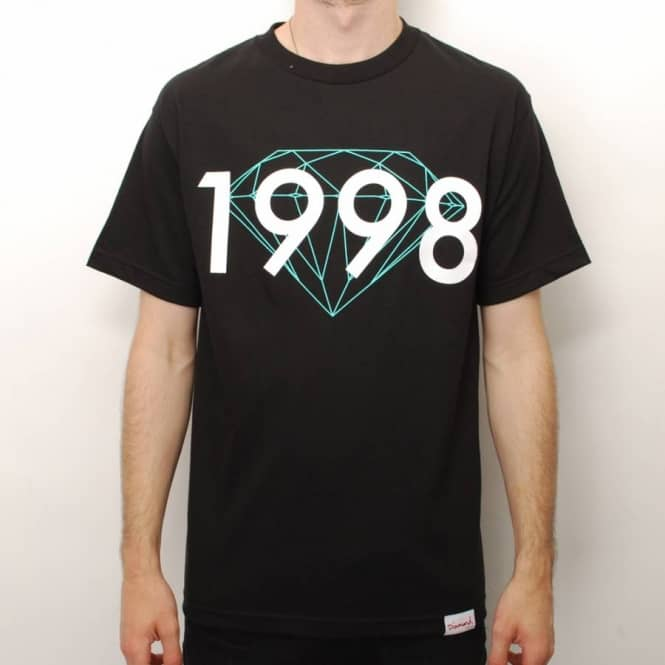 Diamond Supply Co. Diamond Supply Co. 98 Brilliant Skate T-Shirt - Black
