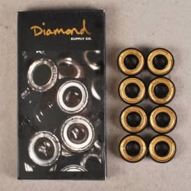 Diamond Supply Co. Abec 5 Skateboard Bearings
