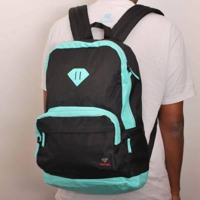 Diamond Supply Co. Backpack Black/Diamond Blue - Skate ... - photo#24