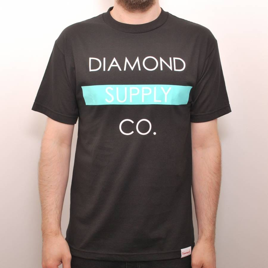Diamond Supply Co Diamond Supply Co Bar Skate T Shirt