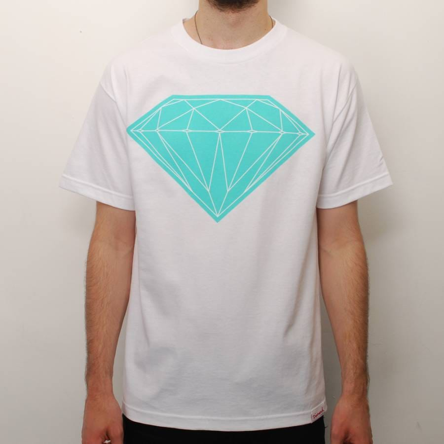 Diamond Supply Co Diamond Supply Co Big Brilliant Skate T