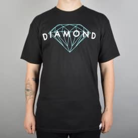 Diamond Supply Co Brilliant Skate T-Shirt - Black