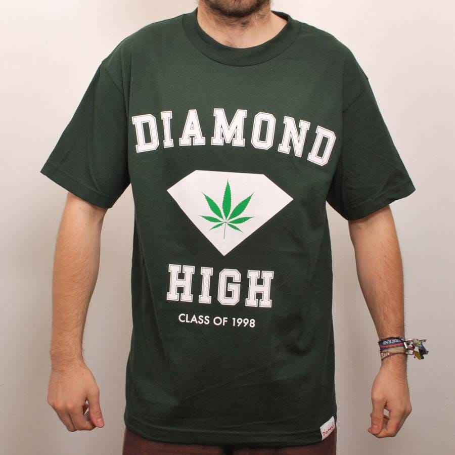 Diamond supply co diamond supply co diamond high skate t for Wholesale diamond supply co shirts