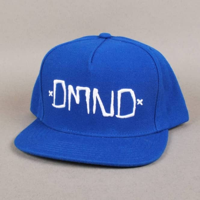 Diamond Supply Co. Diamond Supply Co. DMND Snapback Cap - Royal/White