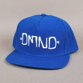 Diamond Supply Co. DMND Snapback Cap - Royal/White