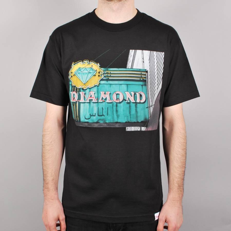 Diamond Supply Co Diamond Supply Co. Neon Skate T-Shirt ... - photo#35