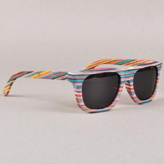 7f60fbed56 Diamond Supply Co. Recycled Skateboard Sunglasses - ACCESSORIES from ...