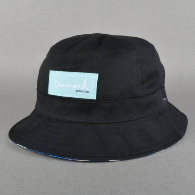 a0ffeb107dcd7 Diamond Supply Co. Simplicity Bucket Hat - Blue - Bucket Hats from ...