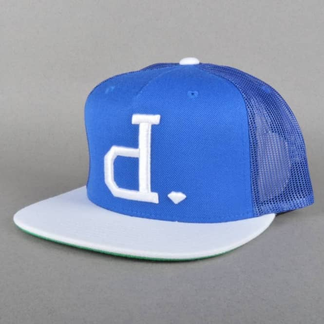 Diamond Supply Co. Diamond Supply Co. Un-Polo Mesh Cap - Royal