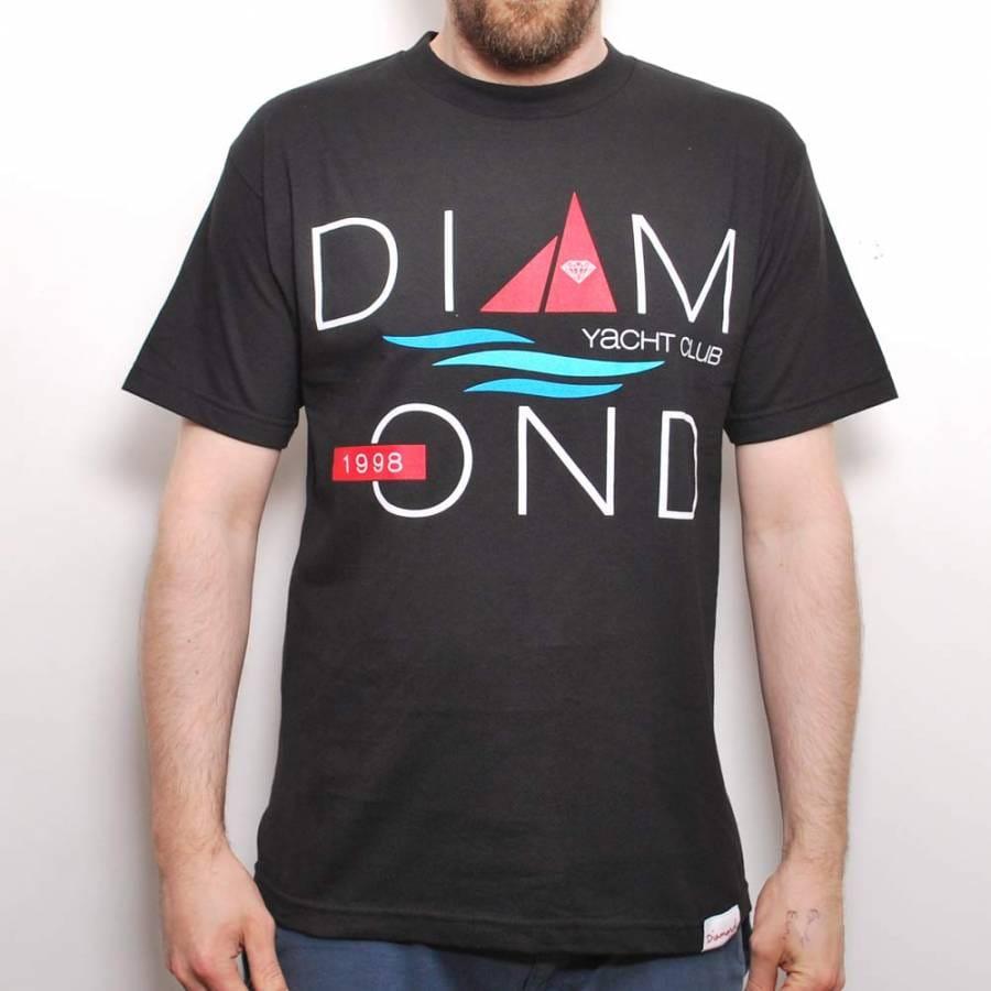 Diamond supply co diamond supply co yacht 98 skate t for Wholesale diamond supply co shirts