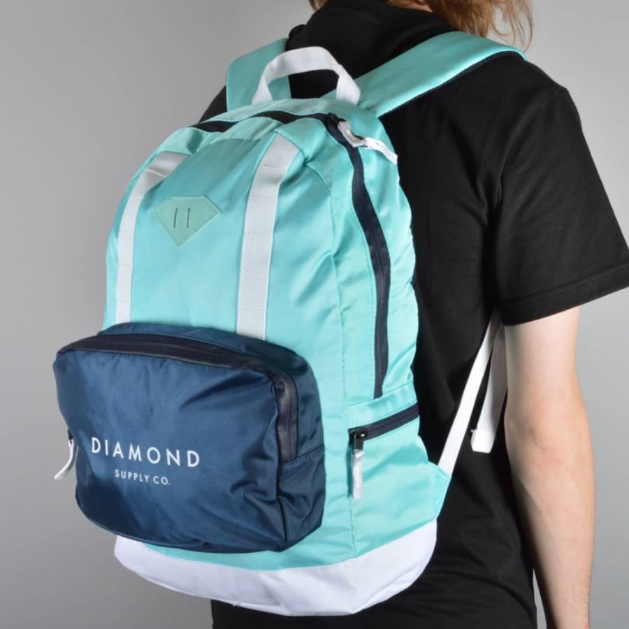 Diamond Supply Co DLYC Backpack - Diamond Blue - Diamond ... - photo#37