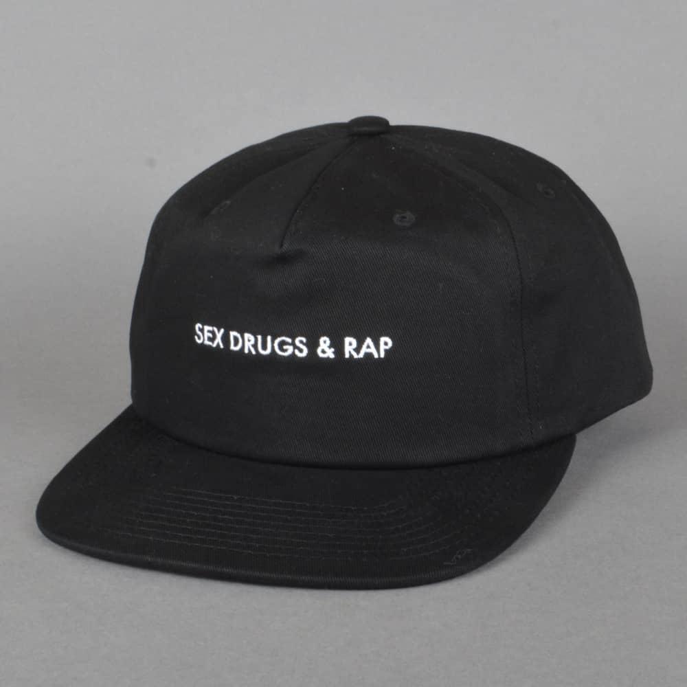 Diamond Supply Co. Essentials Unstructured Snapback Cap - Black ... ad709eb83eb
