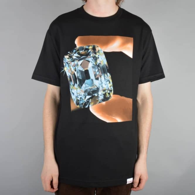 Diamond Supply Co. Gem Skate T-Shirt - Black