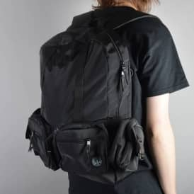 Haight Backpack - Black