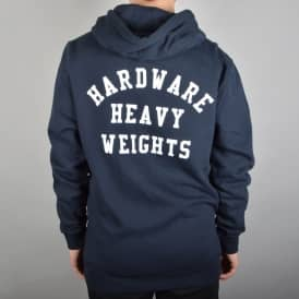Diamond Supply Co. Heavyweights Zip Hoodie - Navy