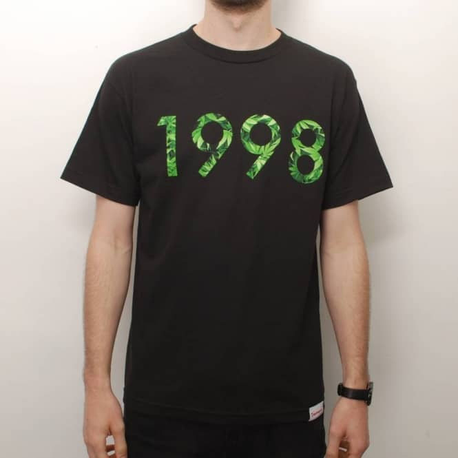 Diamond Supply Co. Diamond Supply Co. Hemp Skate T-Shirt - Black