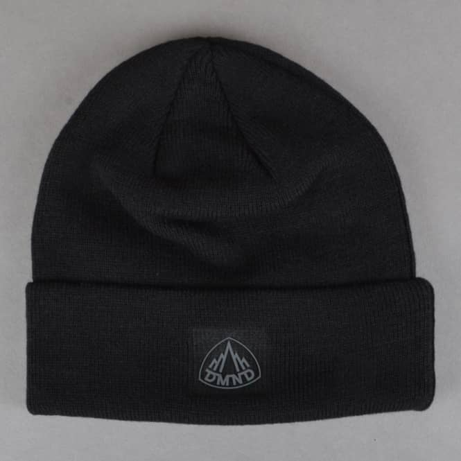 Diamond Supply Co Mountaineer Beanie - Black