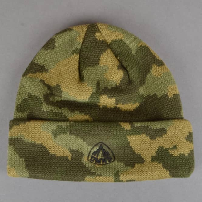 Diamond Supply Co. Mountaineer Beanie - Camo