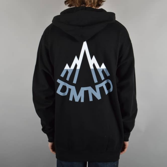 Diamond Supply Co. Mountaineer Pullover Hoodie - Black