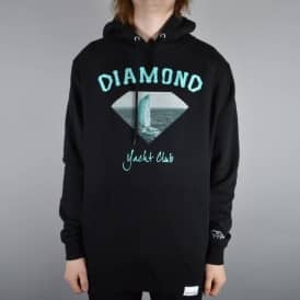 Diamond Supply Co. OG Yacht Club Hoodie - Black