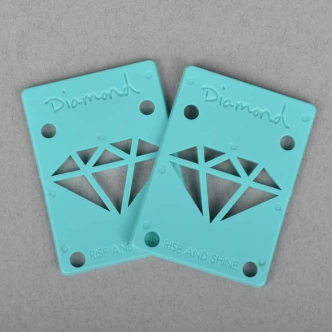 Diamond Supply Co. Diamond Supply Co. Rise And Shine Riser Pads 1/8