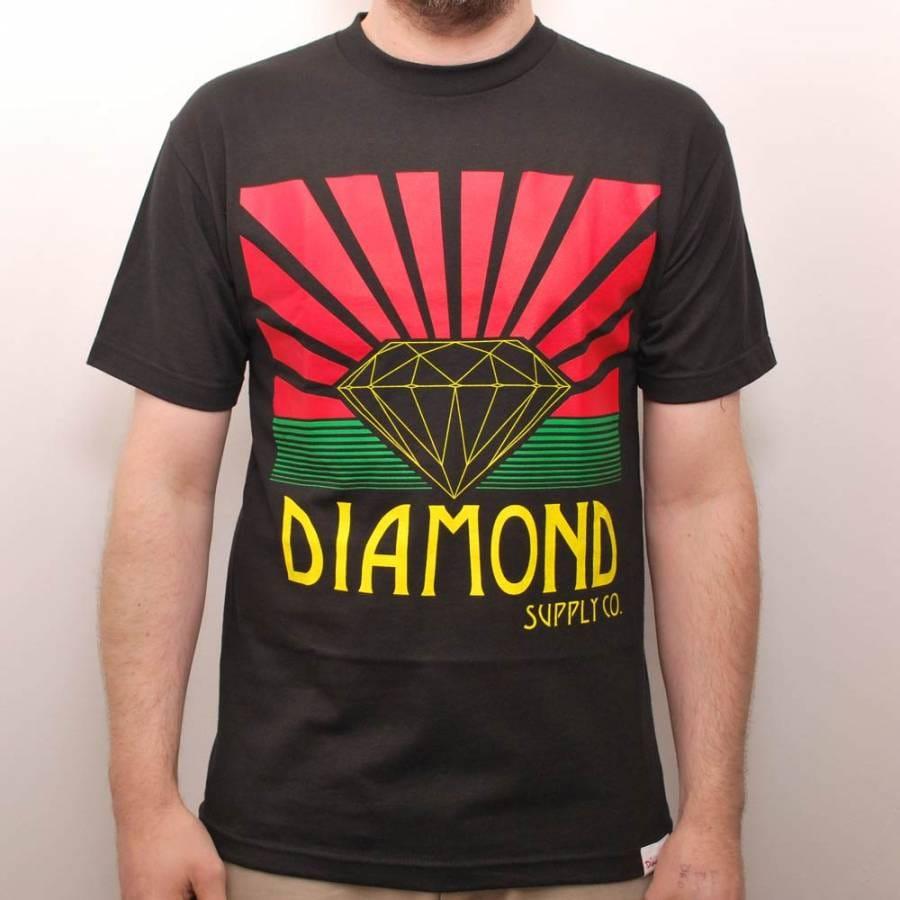 Diamond Supply Co Diamond Supply Co. Shining Skate T-Shirt ... - photo#28