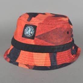 Diamond Supply Co. Simplicity Bucket Hat - Red