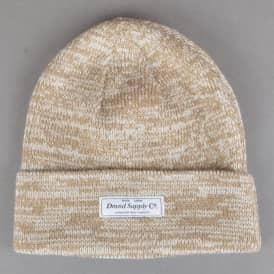 Slate Beanie - Heather Tan