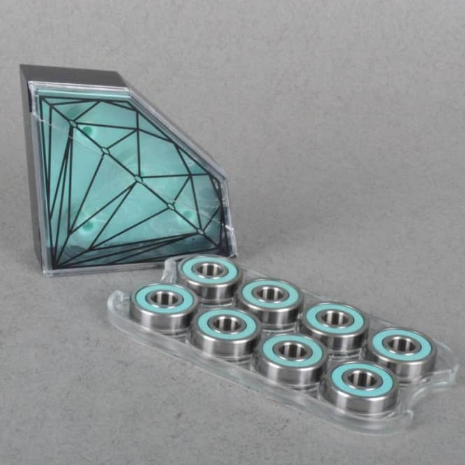 Diamond Supply Co Diamond Supply Co. Smoke Rings Skateboard Bearings