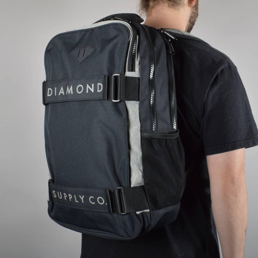 Diamond Supply Co. Stone Cut Skate Backpack - Black ... - photo#28