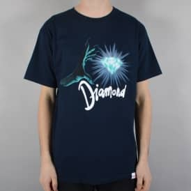 Diamond Supply Co Underworld T-Shirt - Navy