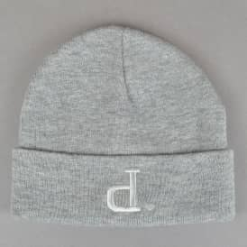 Unpolo Beanie - Heather Grey