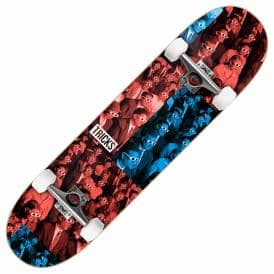 Dimensions Complete Skateboard - 7.75