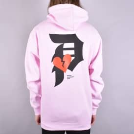 Dirty P Crush Pullover Hoodie - Pink