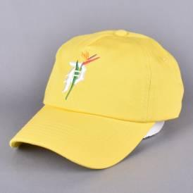 Dirty P Paradise Dad Cap - Yellow