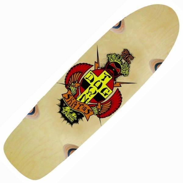 Dogtown Skateboards Dogtown Old Skool P C Tail Tap