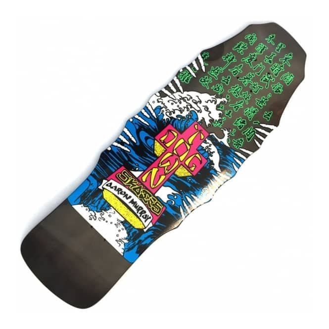 a777b34532 Dogtown Skateboards OG Classic Aaron Murray Reissue Skateboard Deck ...