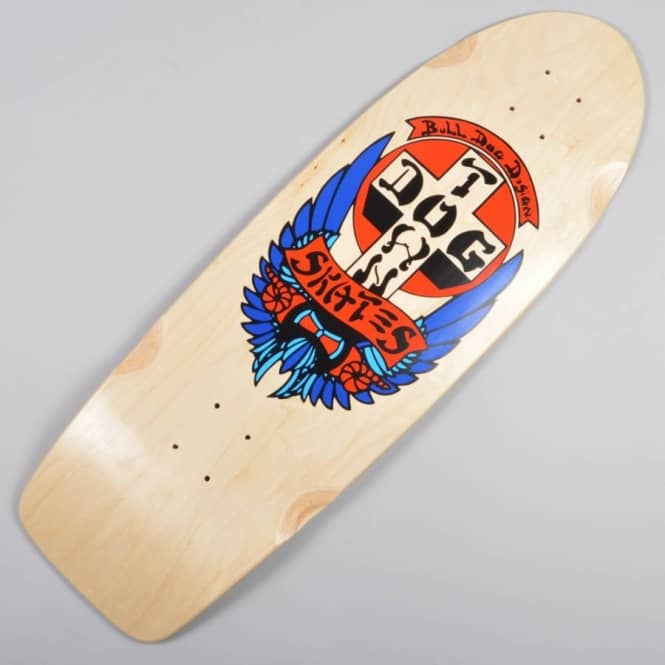 28b2fc1ac9 Dogtown Skateboards OG Classic Bull Dog Skateboard Deck 10.0 ...
