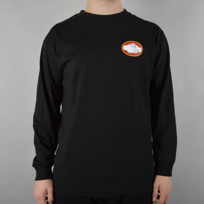 Doomsayers Club Snake Bite Longsleeve T-Shirt - Black