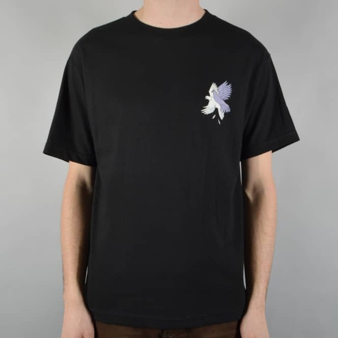 Primitive Skateboarding Dove Love Skate T-Shirt - Black
