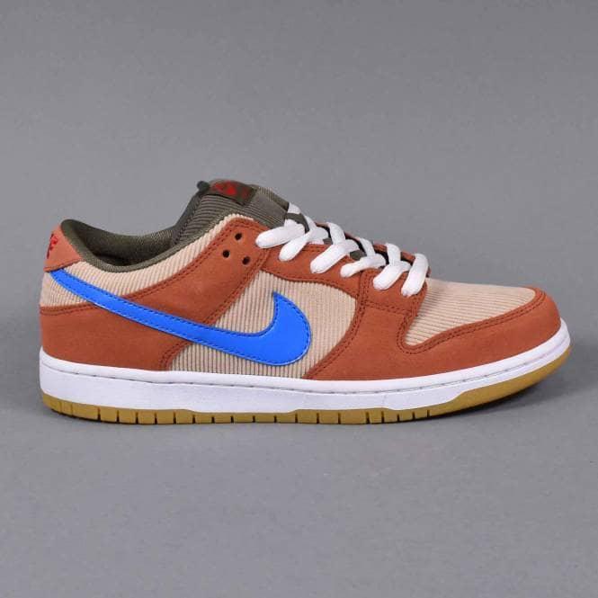 outlet store e9b95 107c3 Dunk Low Pro Skate Shoes - Dusty Peach Photo Blue-Desert Ore