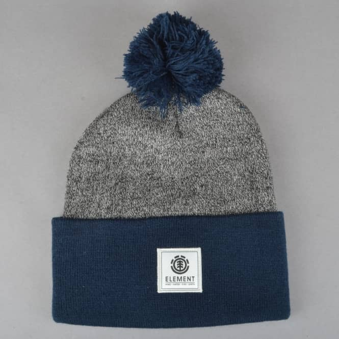 Element Skateboards Dusk Pom Beanie - Eclipse Heather