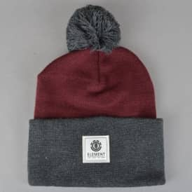 Dusk Pom Beanie - Napa Heather