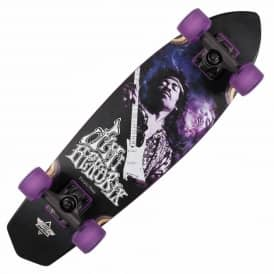 Dusters Skateboards Dusters Hendrix Purple Haze Cruiser Skateboard
