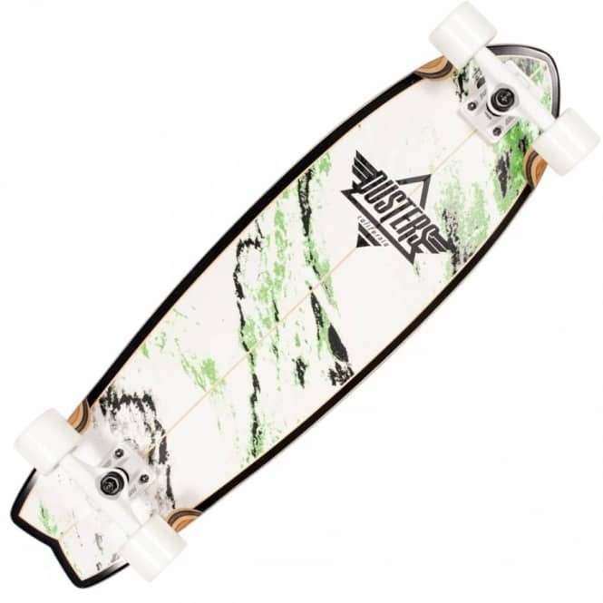 Dusters Skateboards Kosher Glow In The Dark Cruiser Skateboard