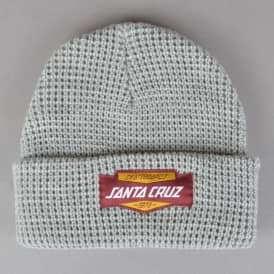 Duty Fold Up Beanie - Light Heather