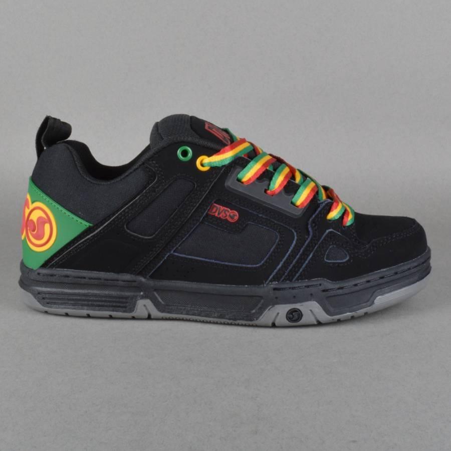 DVS Shoes Comanche Skate Shoes - Black