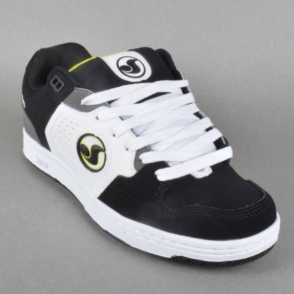 Discord Skate Shoes - Black/Lime