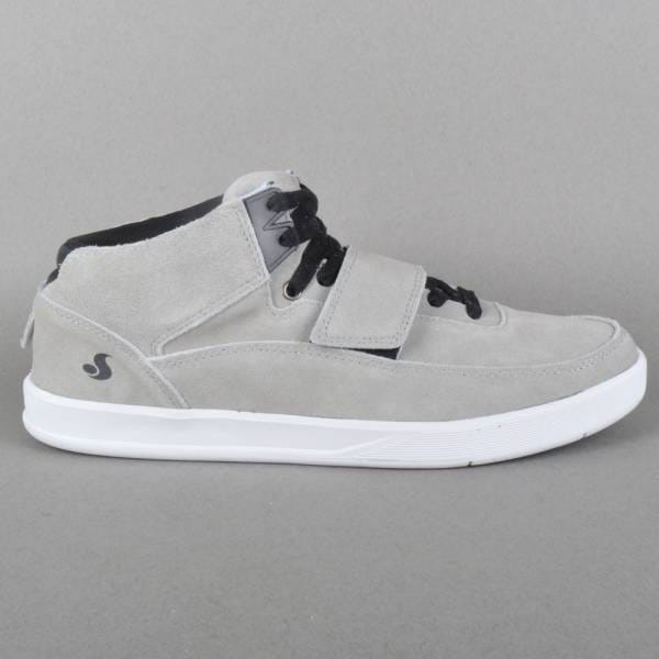 83ea0a5d1bcc DVS Shoes Torey 3 Skate Shoes - Grey Black Suede - SKATE SHOES from ...